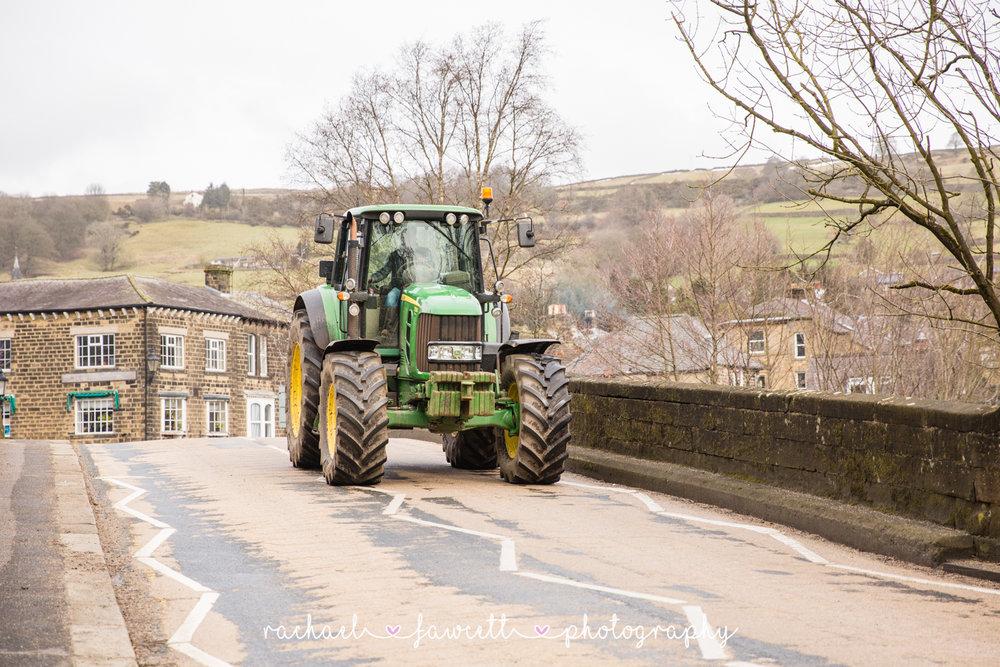Tractor Run 429