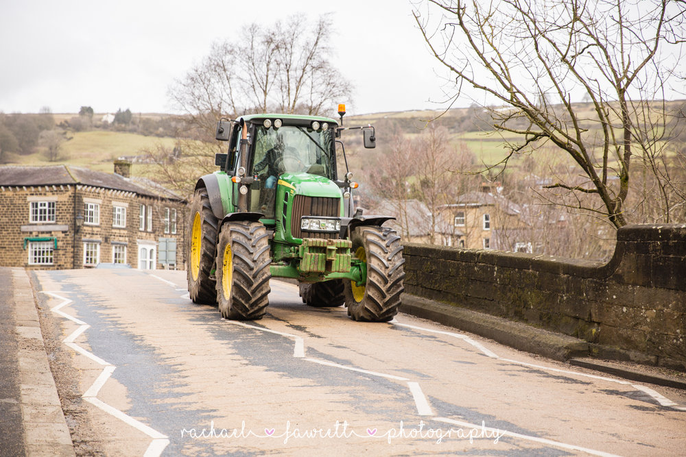 Tractor Run 430