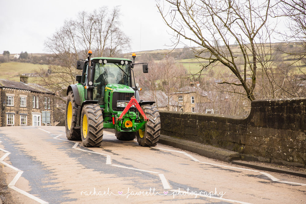 Tractor Run 431