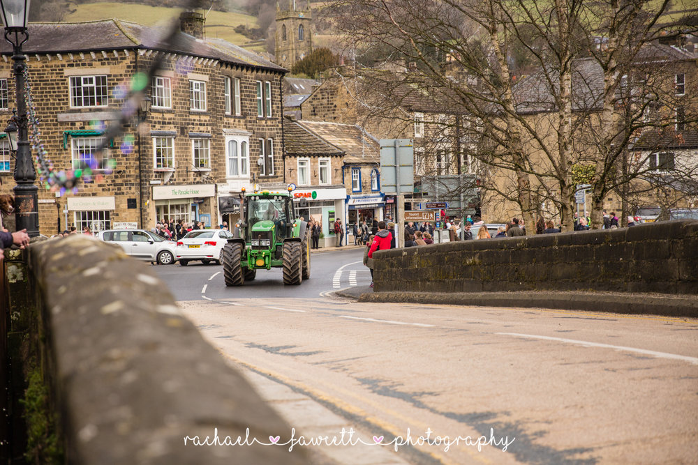 Tractor Run 432