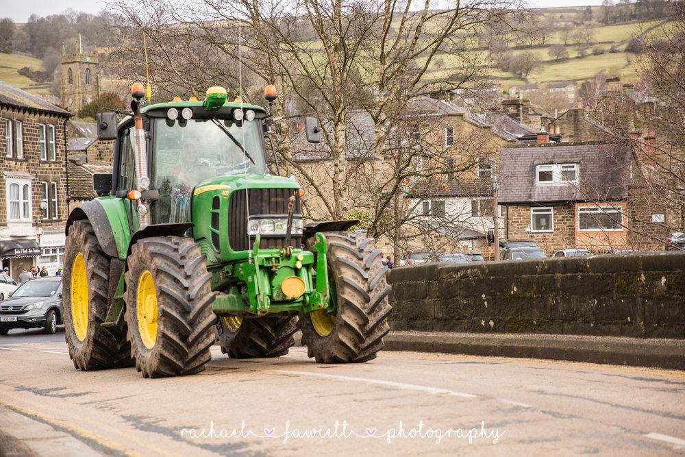 Tractor Run 433