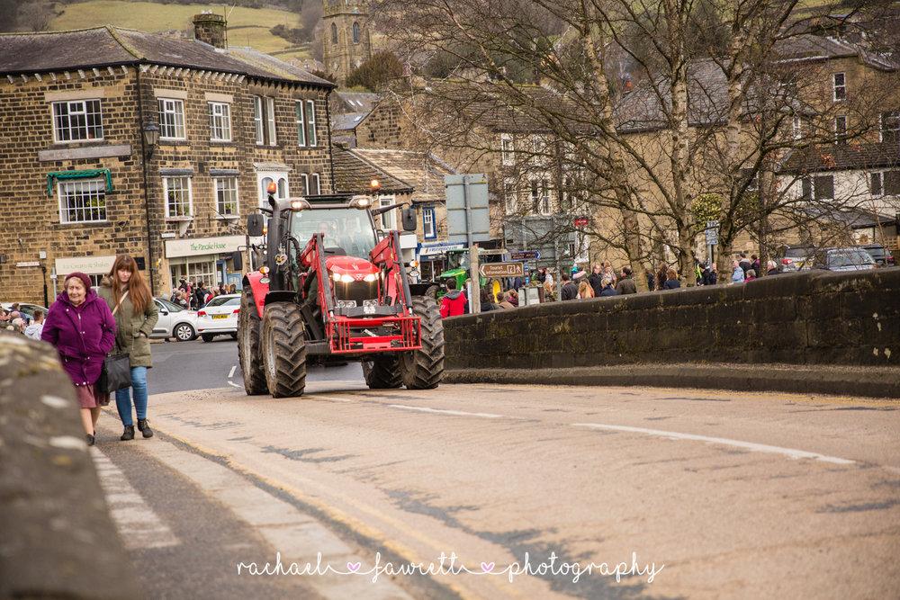 Tractor Run 434
