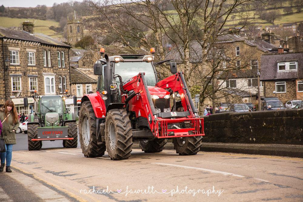 Tractor Run 435