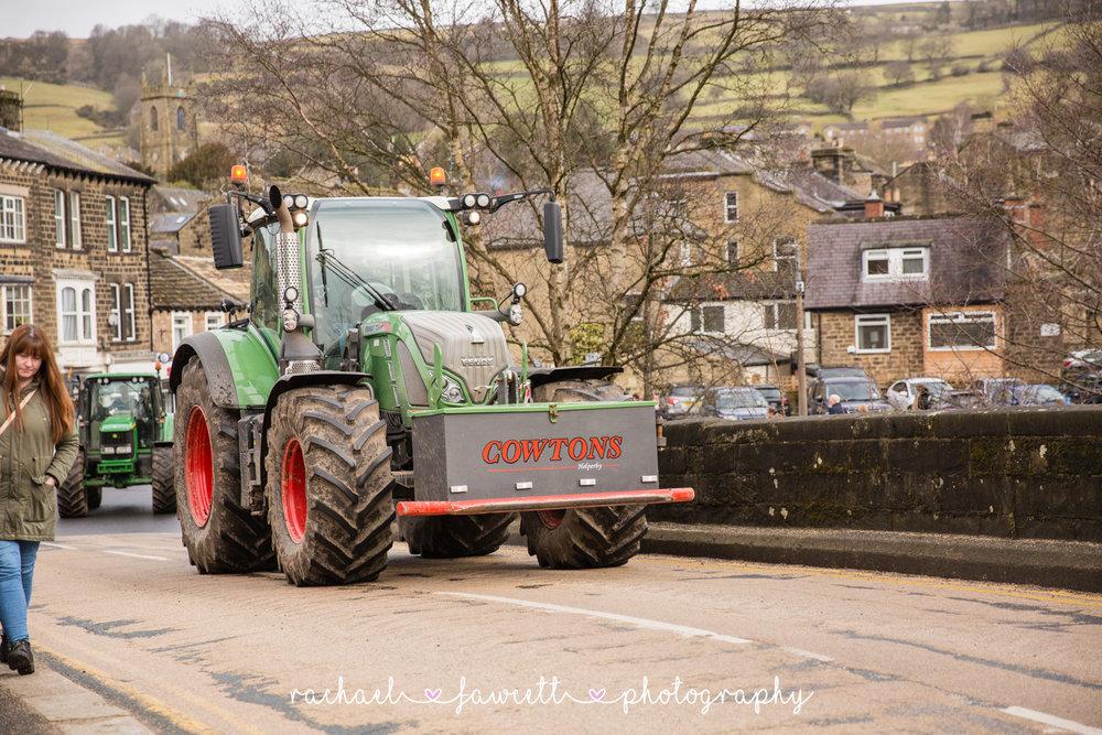 Tractor Run 436