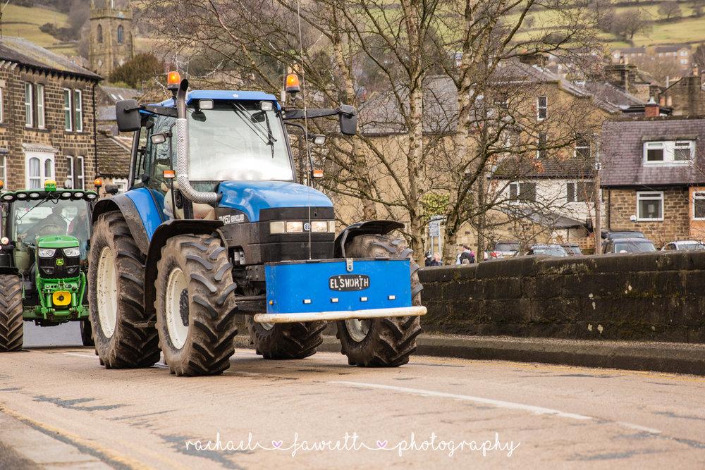 Tractor Run 437