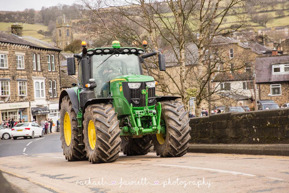 Tractor Run 438