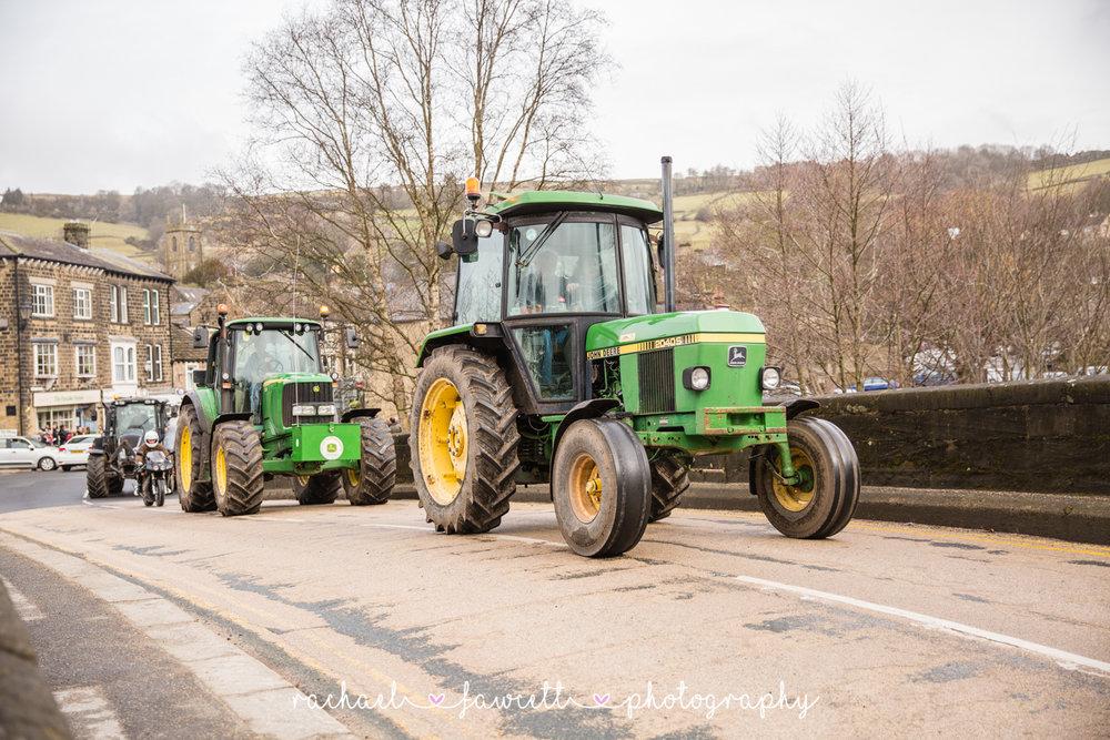 Tractor Run 440