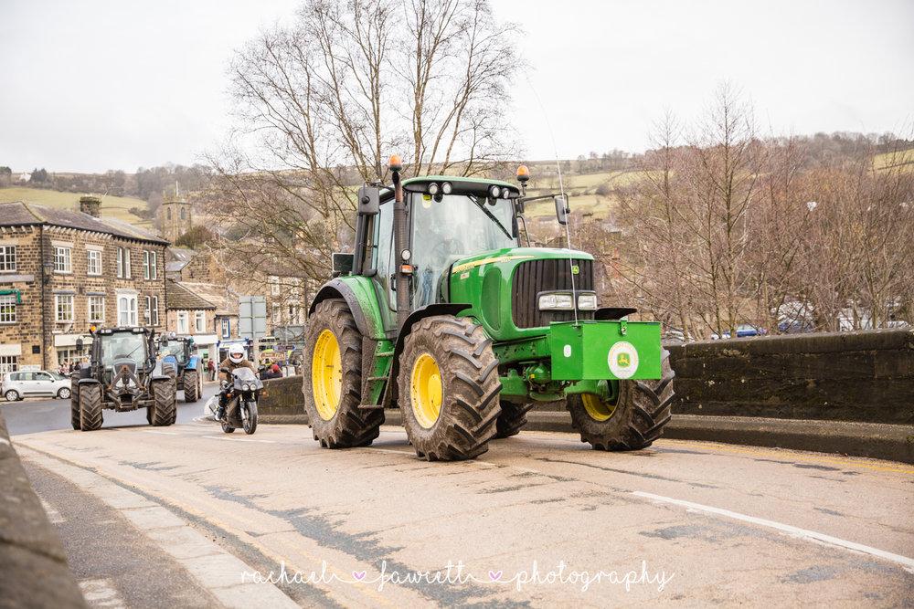 Tractor Run 441