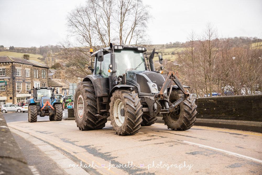 Tractor Run 442