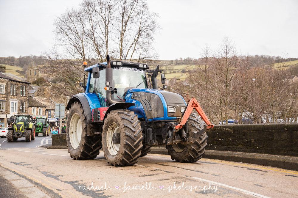 Tractor Run 443