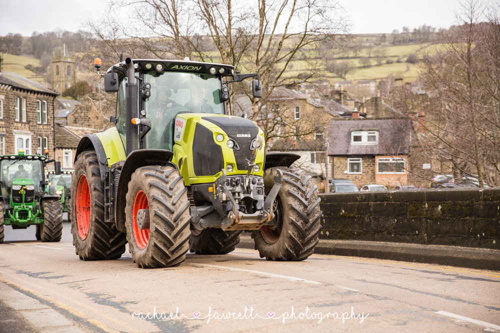 Tractor Run 444