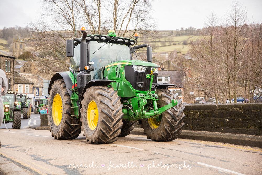 Tractor Run 445
