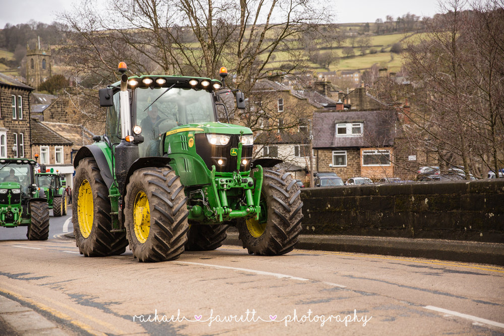 Tractor Run 446
