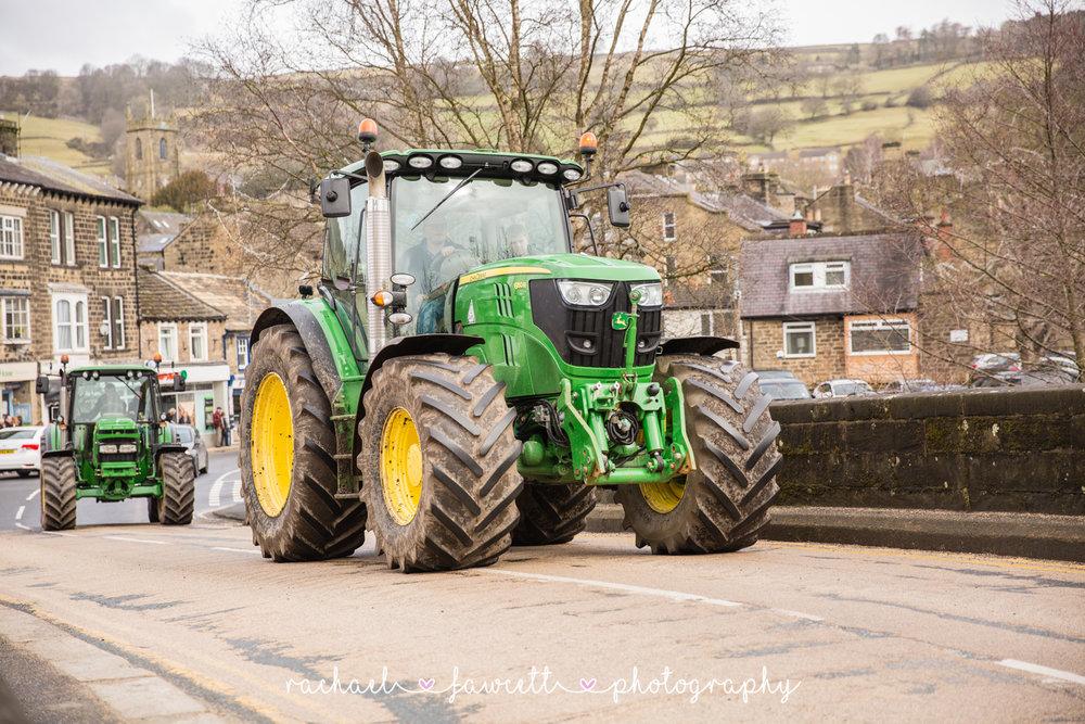 Tractor Run 447