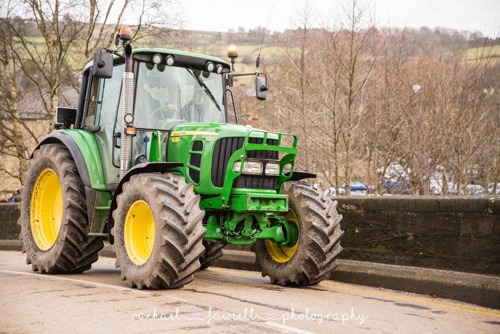 Tractor Run 448