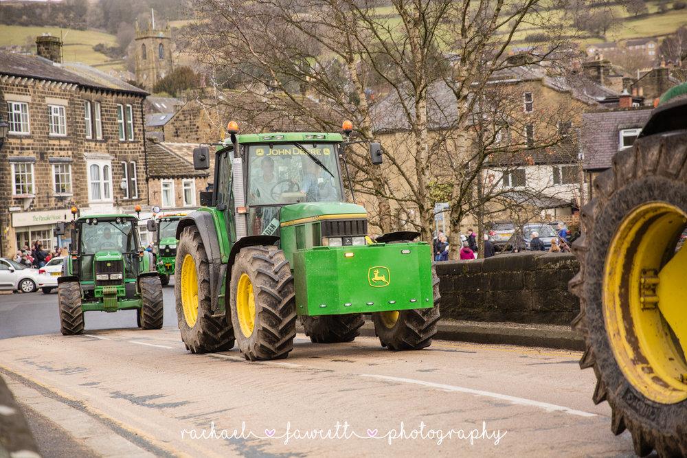 Tractor Run 449