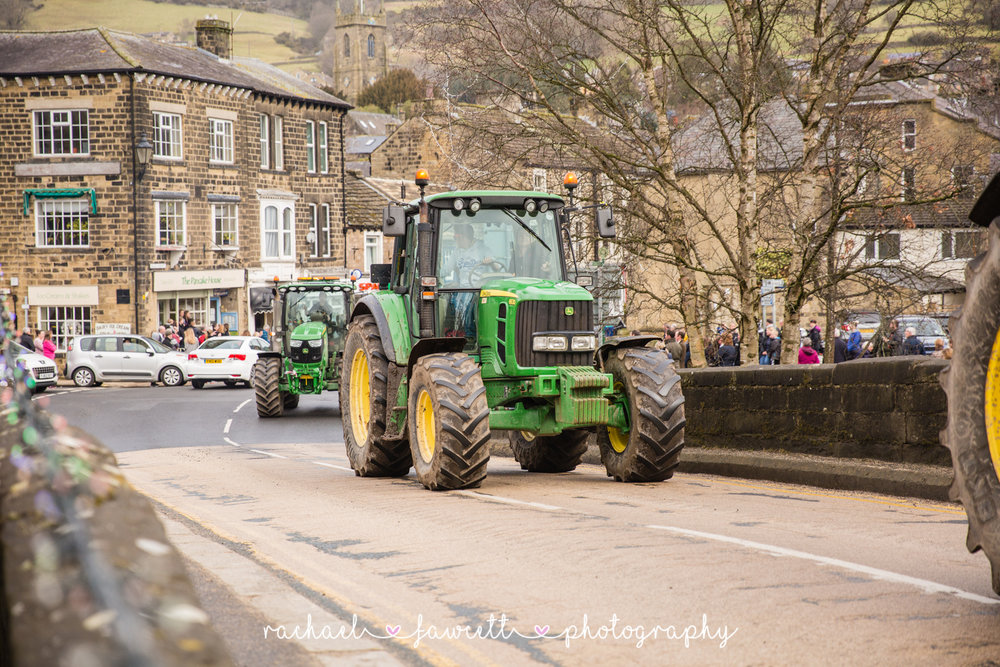 Tractor Run 450