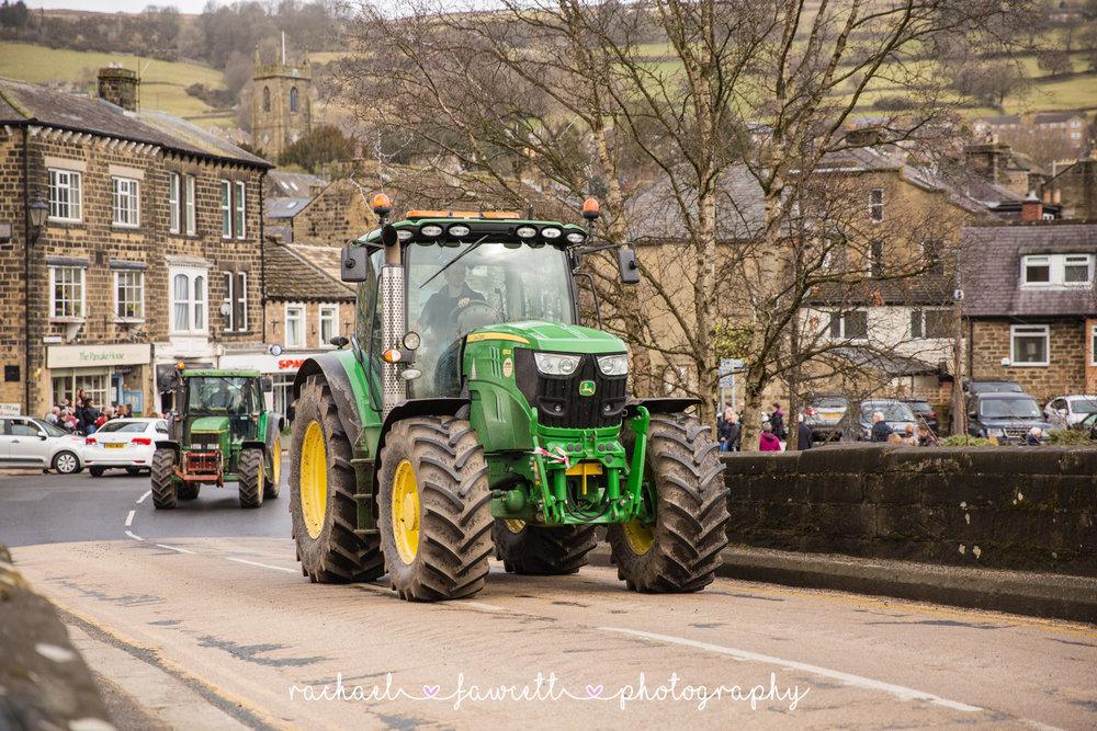 Tractor Run 451