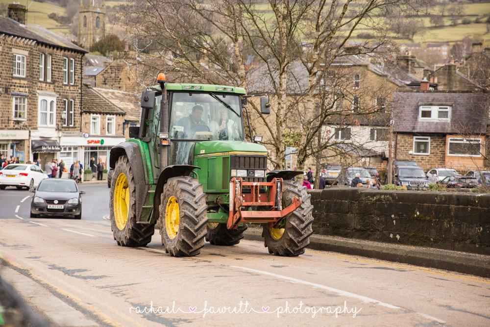 Tractor Run 452