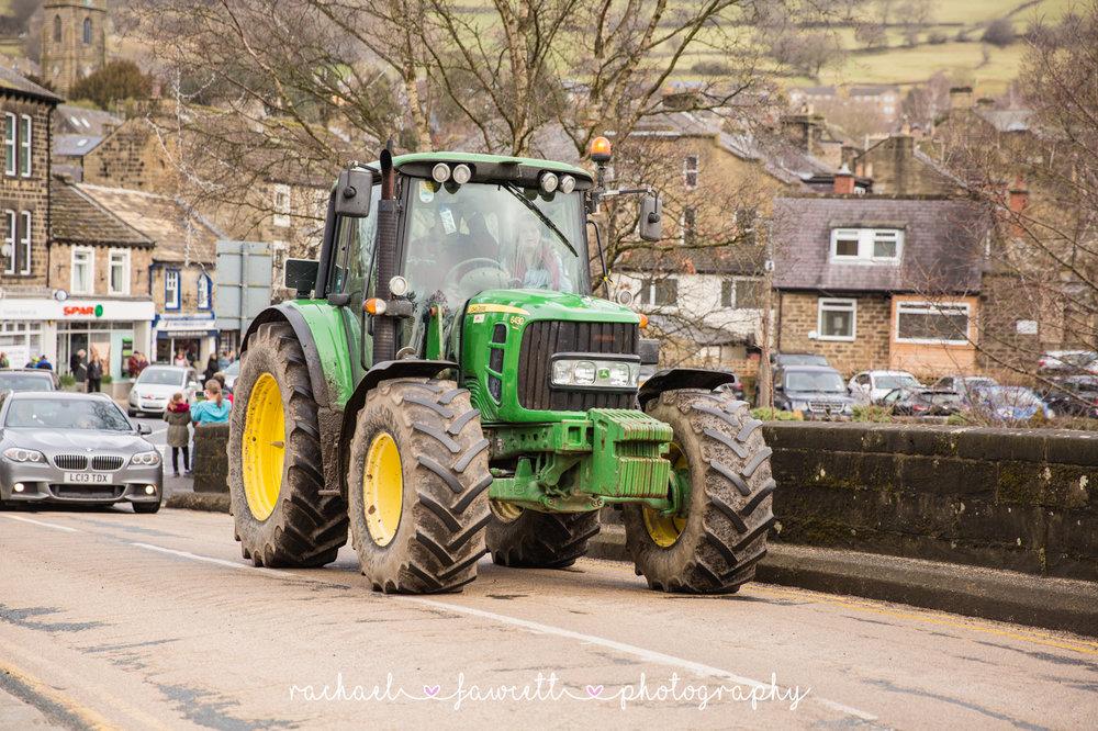 Tractor Run 453