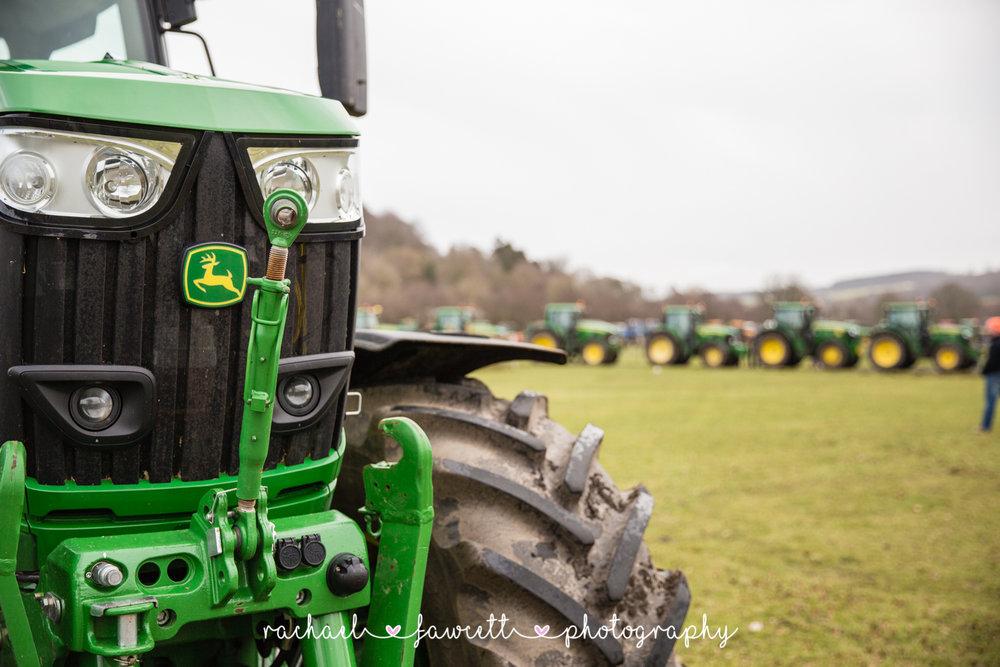Tractor Run 456