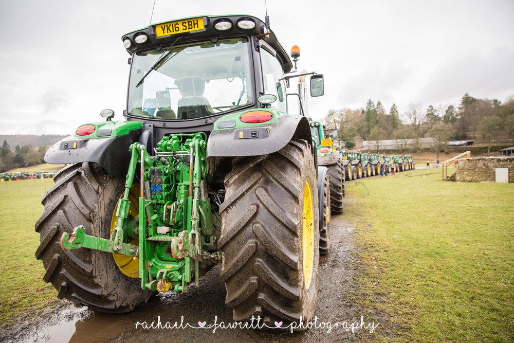 Tractor Run 457