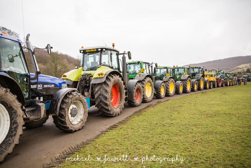Tractor Run 459