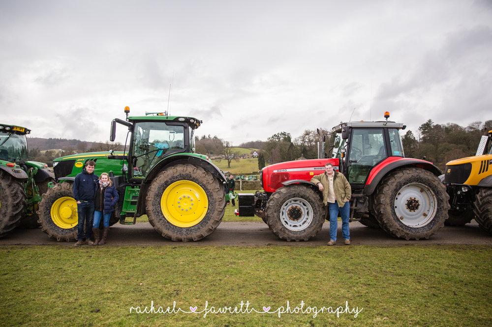 Tractor Run 462