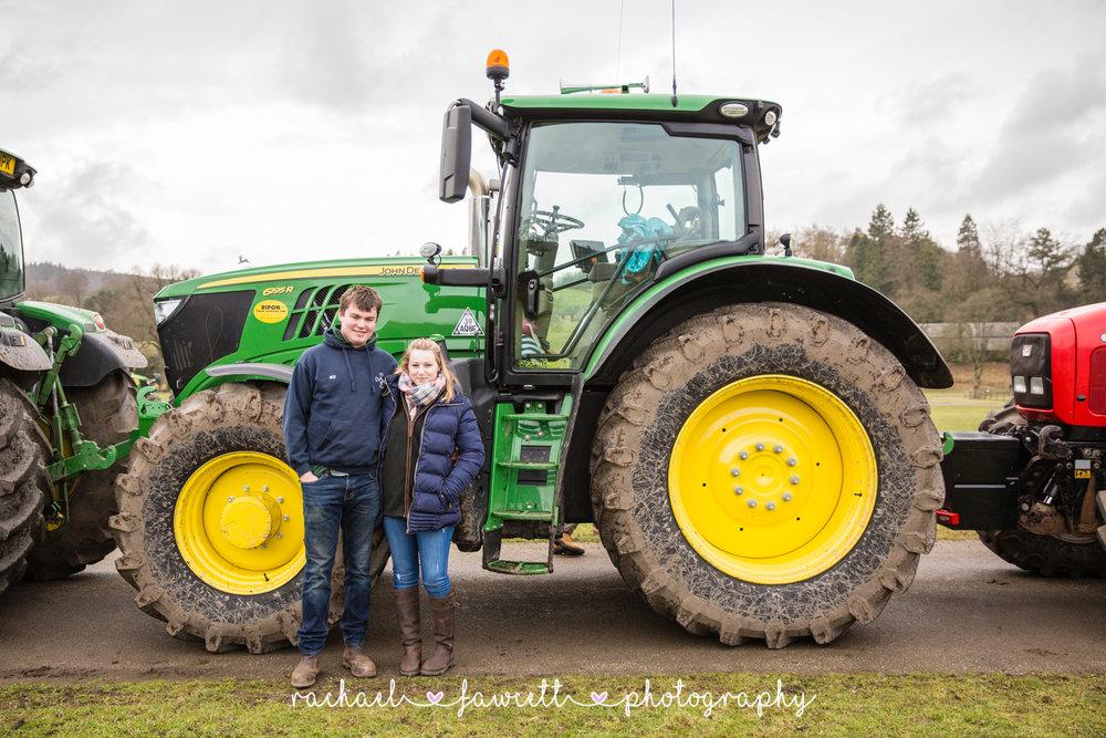 Tractor Run 463