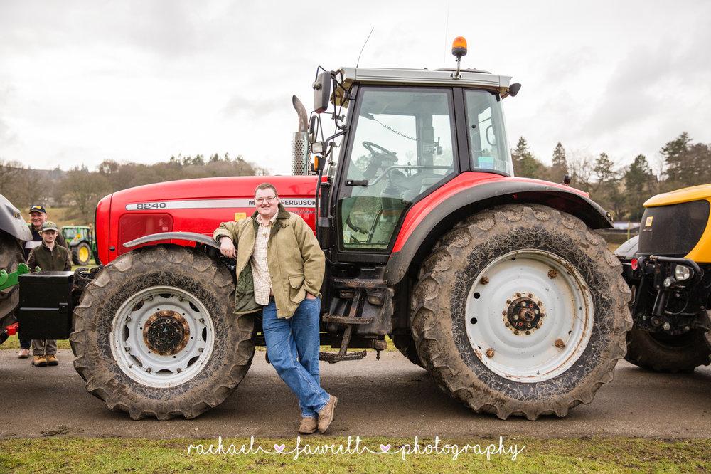Tractor Run 464