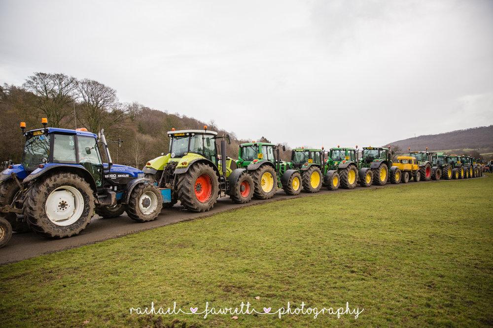 Tractor Run 466