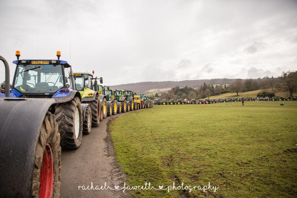 Tractor Run 467