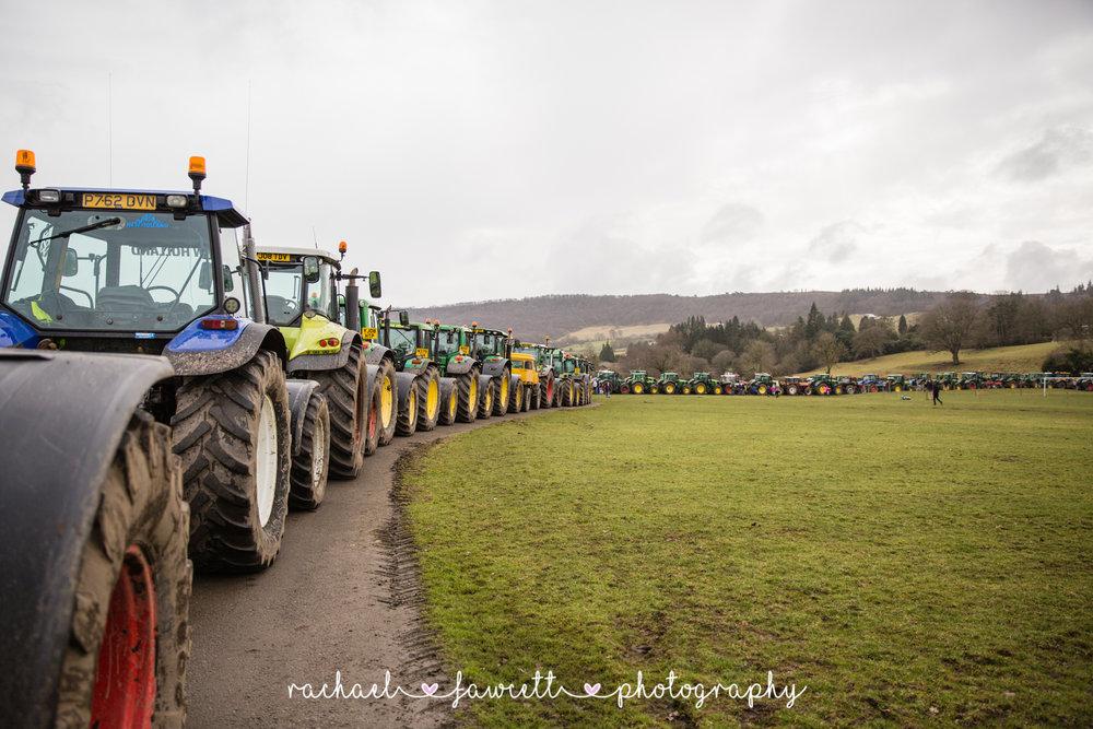 Tractor Run 468