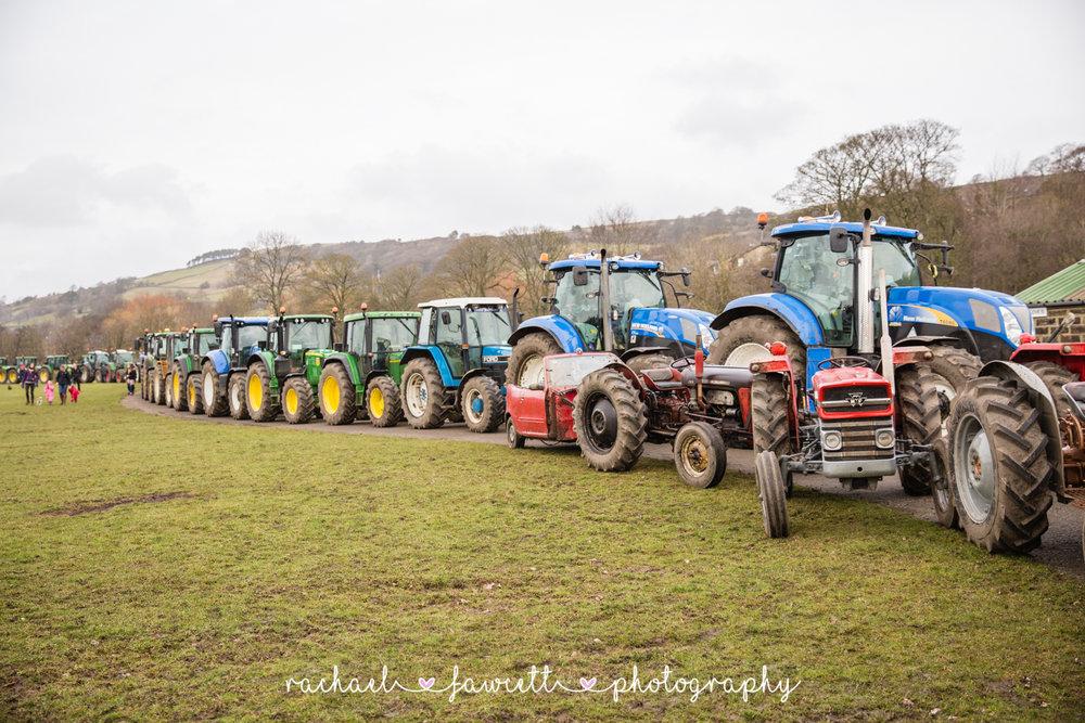 Tractor Run 469