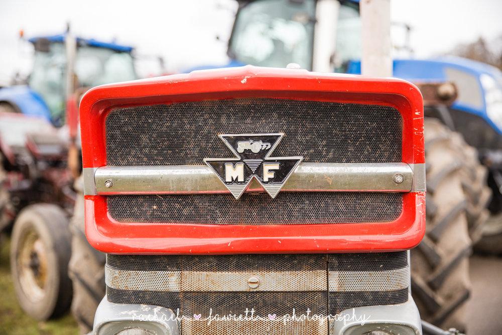 Tractor Run 471