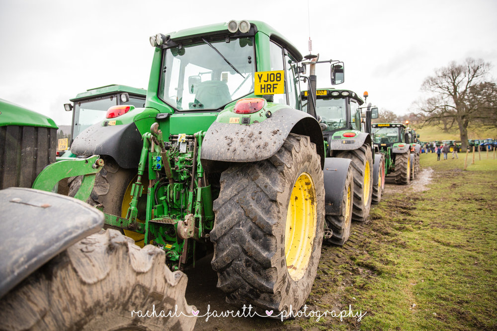 Tractor Run 472