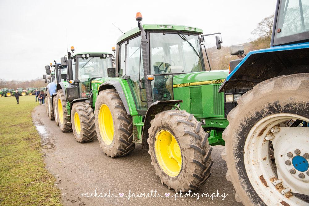Tractor Run 473
