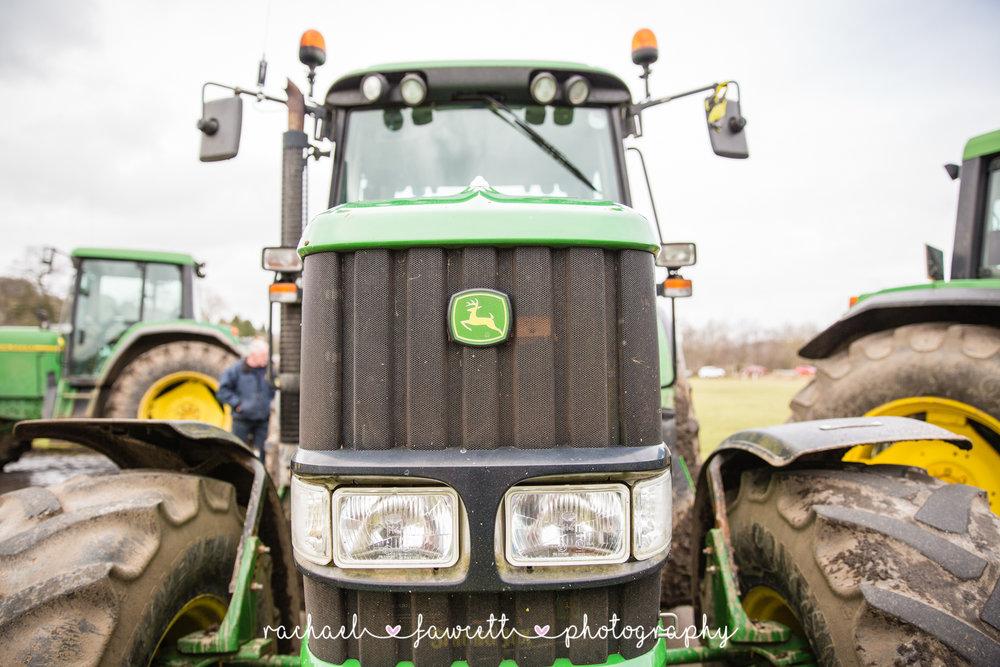 Tractor Run 474