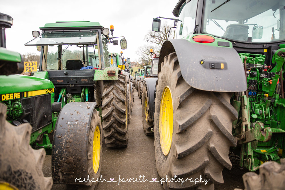 Tractor Run 475