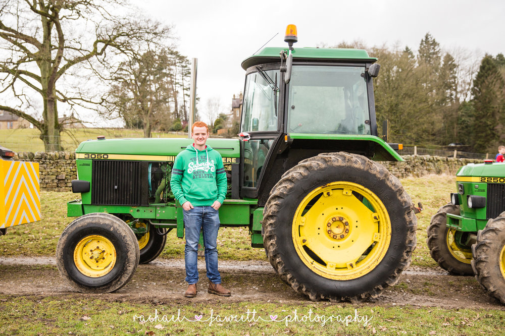 Tractor Run 476