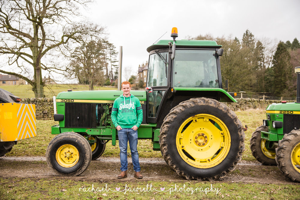 Tractor Run 477