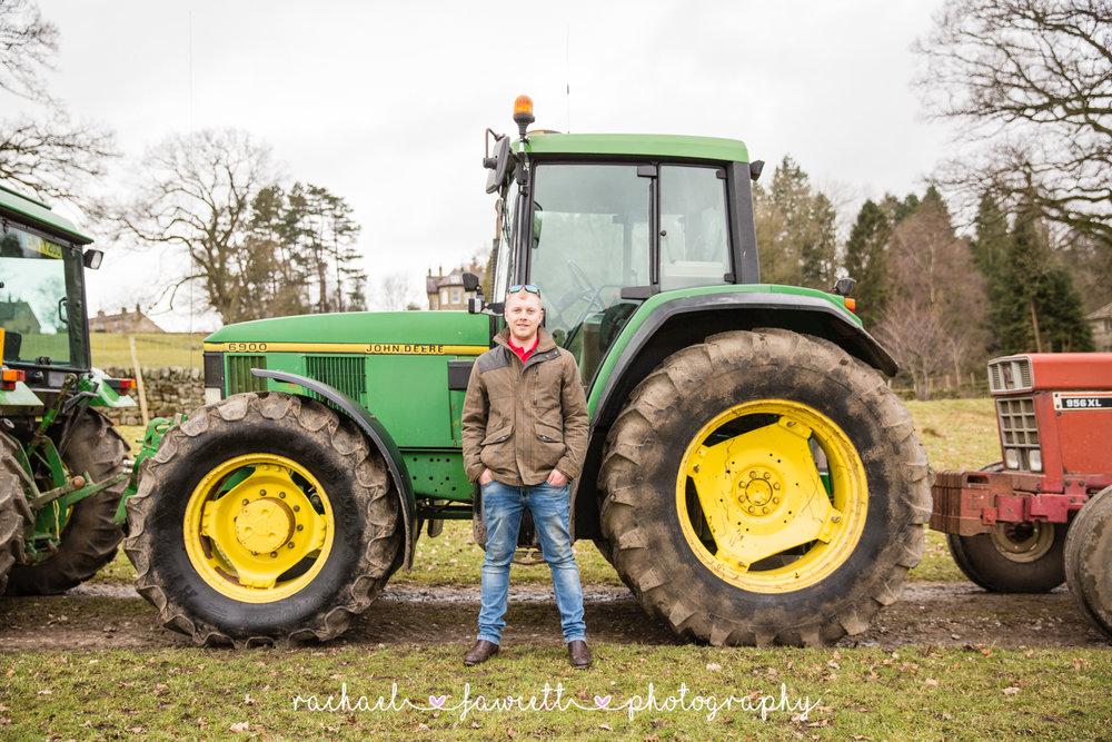 Tractor Run 478