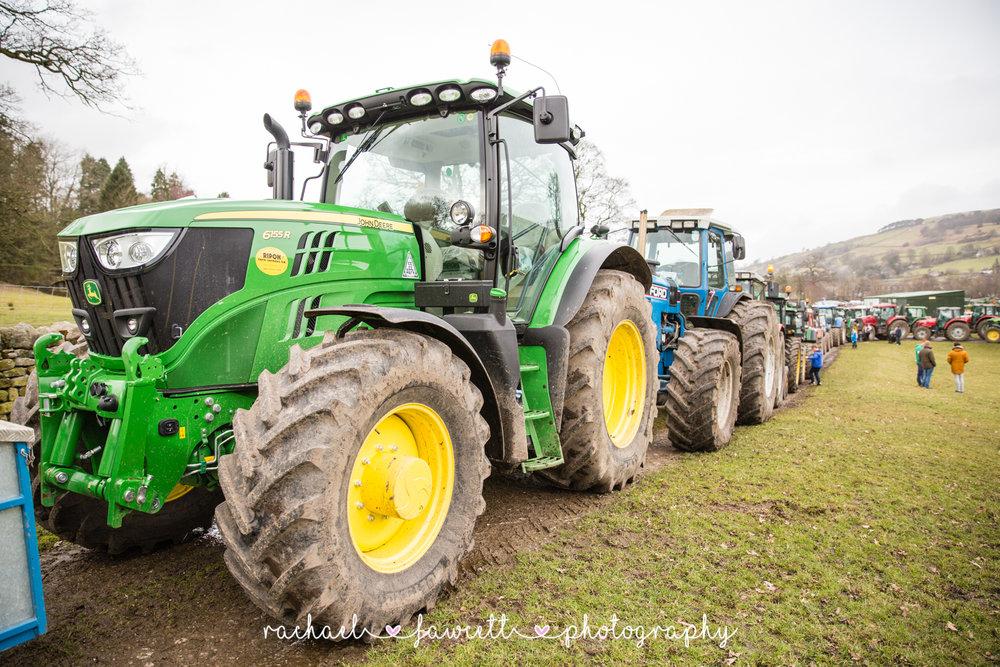 Tractor Run 480