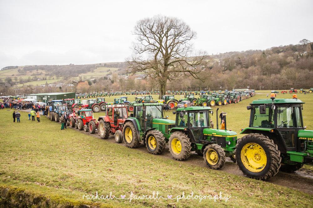 Tractor Run 481