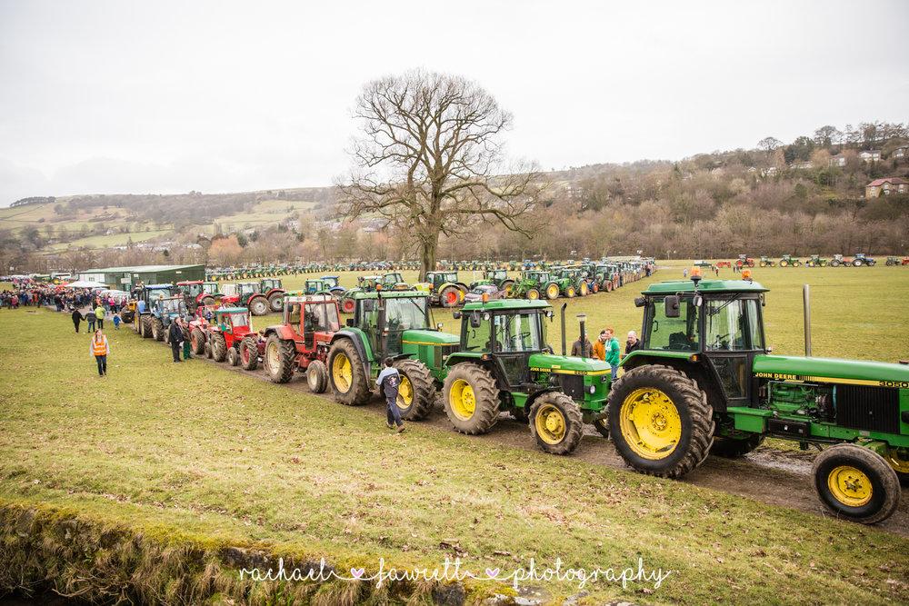 Tractor Run 482