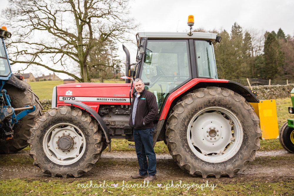Tractor Run 483