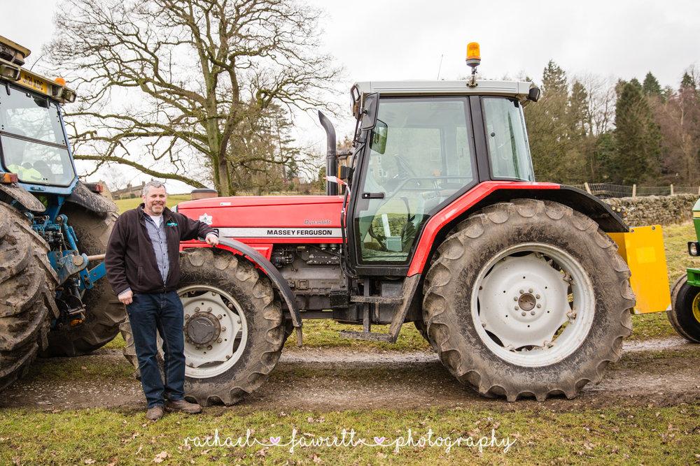 Tractor Run 484