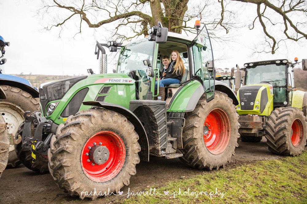 Tractor Run 485