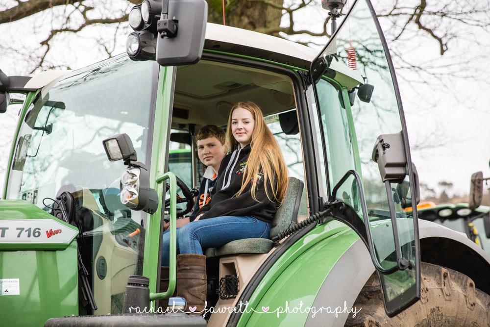 Tractor Run 486