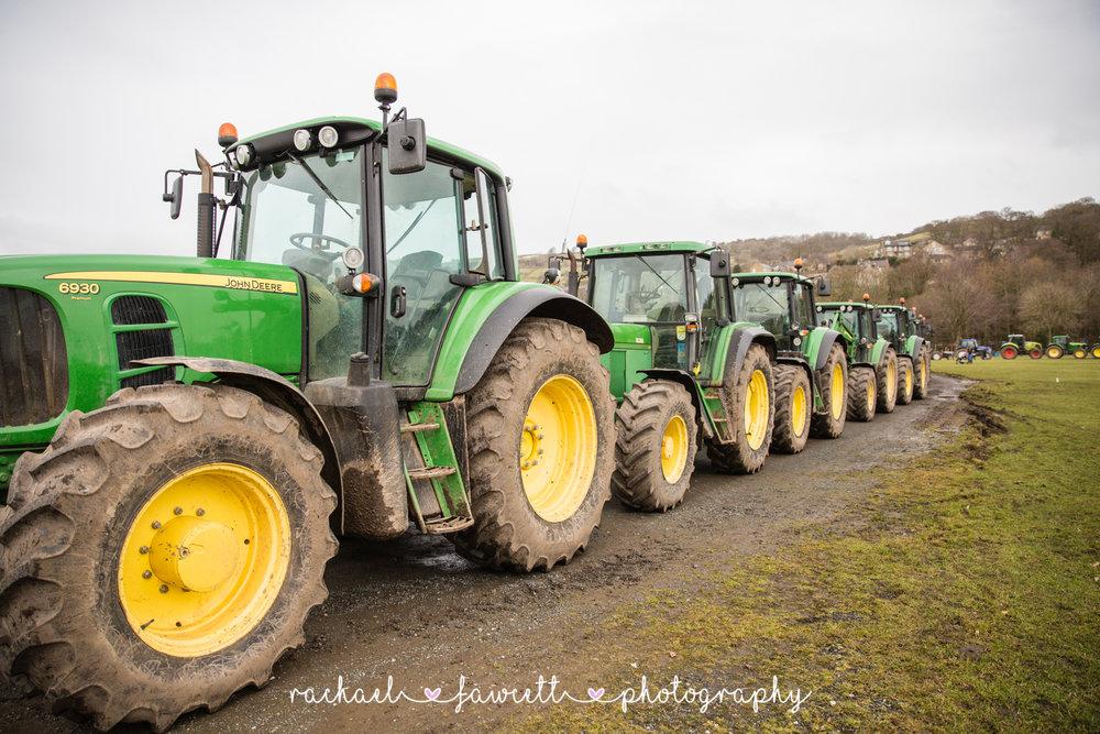 Tractor Run 490